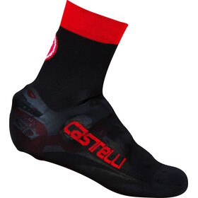 Castelli Belgian 5 Booties Unisex black/red